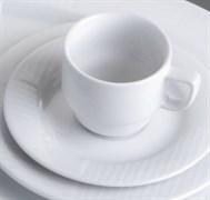 Блюдце кофейное 13 см G.Benedikt DIANA IVORY