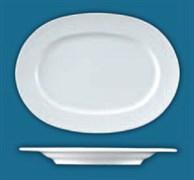 Блюдо овальное 32 см G.Benedikt DIANA IVORY