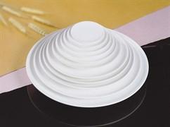 Тарелка десертная без борта Fairway 18 см (фарфор)