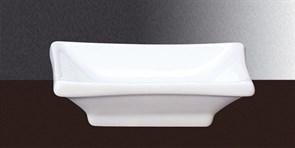 Соусник квадратный Fairway 10 см (фарфор)