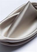 Салфетка Astinn Zafferano (бежевая) 40x40 см (подгиб 1 см)