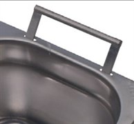 Гастроемкость GN 1/3-150 Inox Macel 13150+MARI (убираемые ручки)