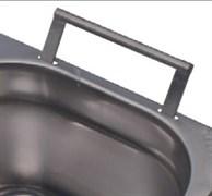 Гастроемкость GN 1/2-200 Inox Macel 12200+MARI (убираемые ручки)