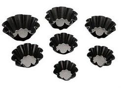 Форма для пирожных Paderno (набор из 3 шт)