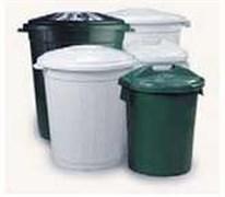 Бак для мусора с крышкой Linden 65 л