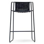 Стул RANDA (каркас - металл, плетеные сиденье и спинка)
