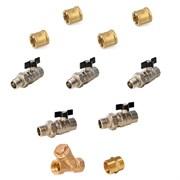 Комплект подключения Sinbo для настенных газовых котлов